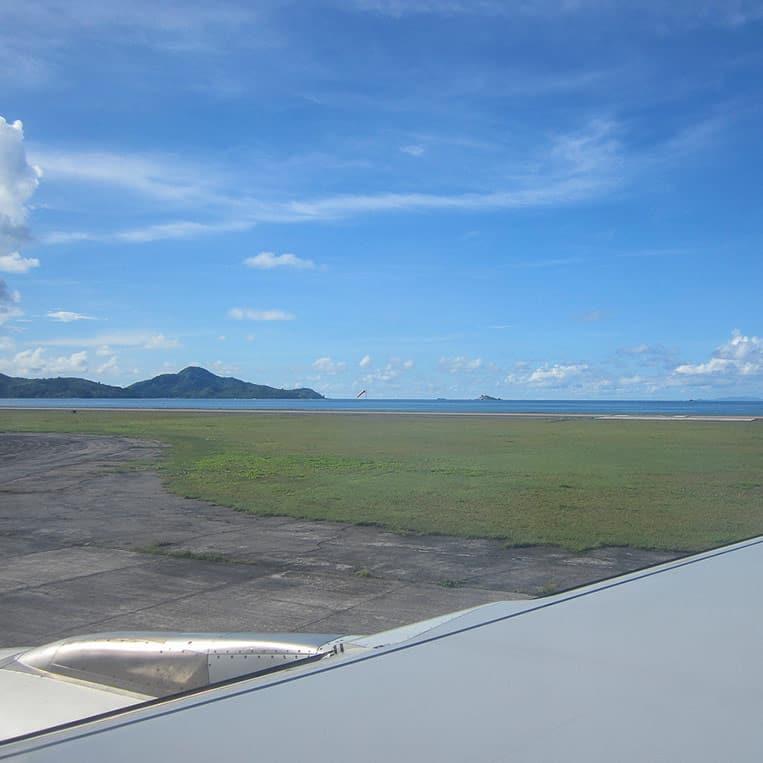 Flughafen Mahe