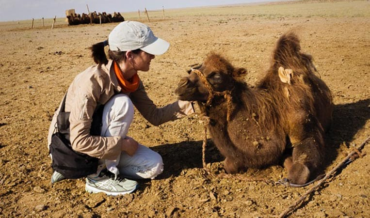 Beatrice von Reisezeilen - mag Tiere lieber lebend als auf dem Teller.