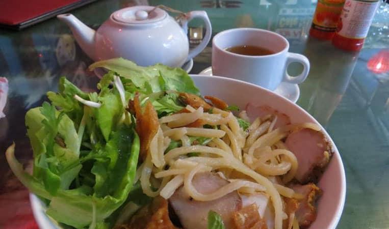 Das Essen in Vietnam gehört zum weltbesten!