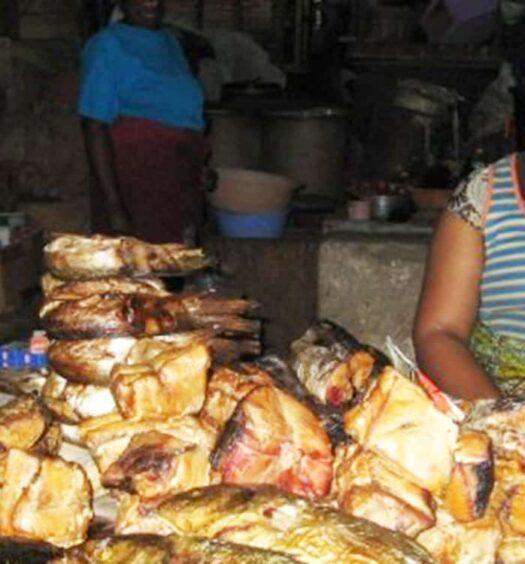 Eine kulinarische Reise nach Ghana