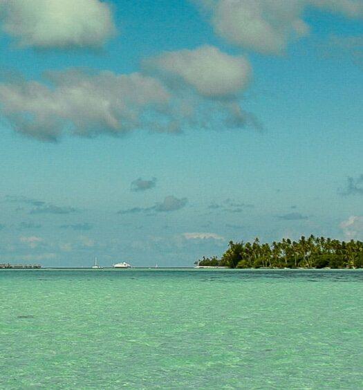Inselhopping Südsee