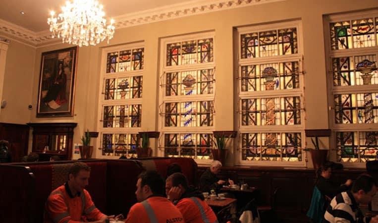 Bewley's Oriental Café