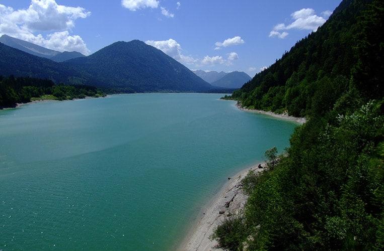 Der Walchensee