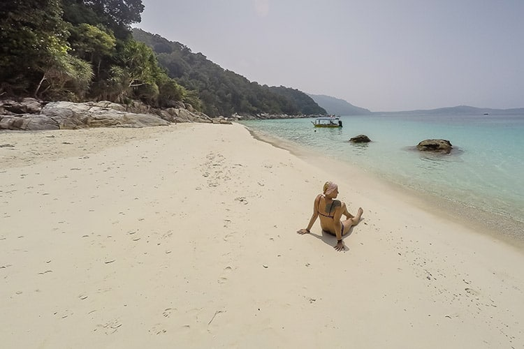 Relaxen am Turtle Sanctuary Beach