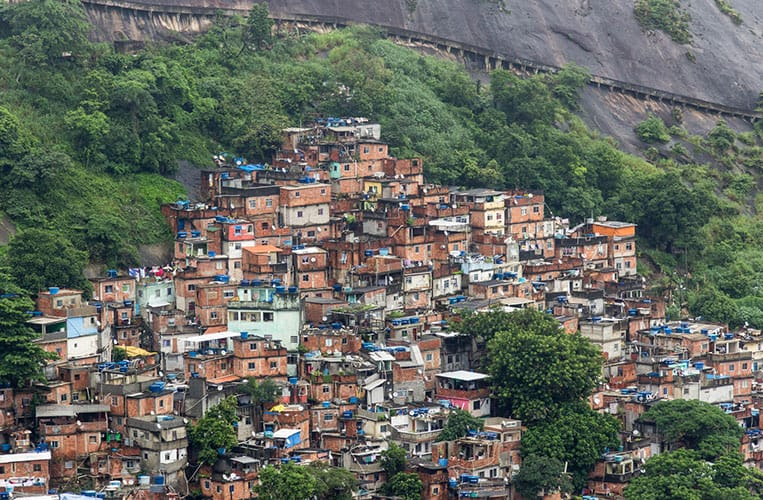 Favela Morro da Providência