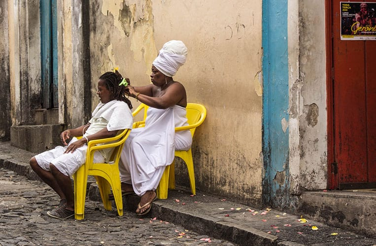 Friseur in Salvador