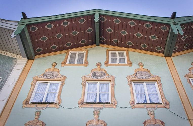 Fassadenmalereien