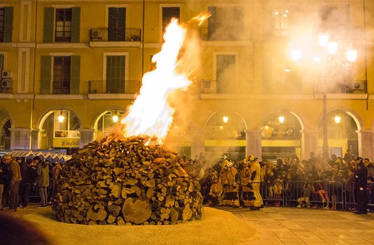 San Sebastián auf der Plaça Major
