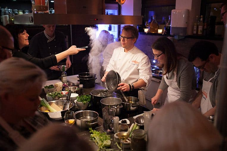 Kochen mit Mario Kotaska