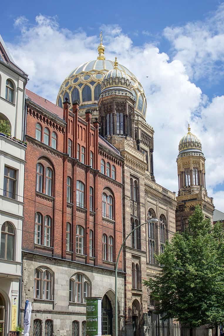die Neue Synagoge