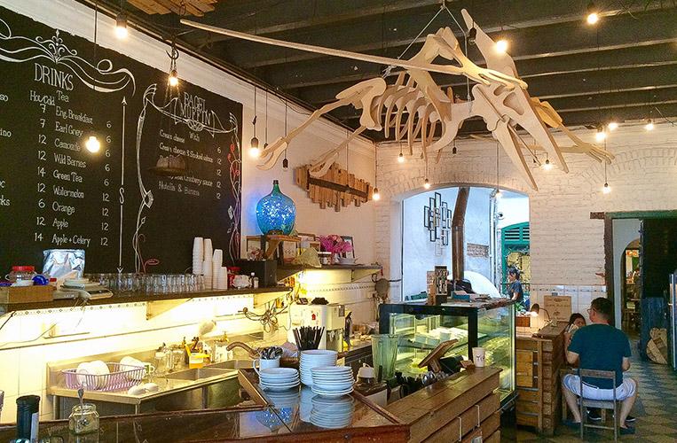 The Mugshot Café