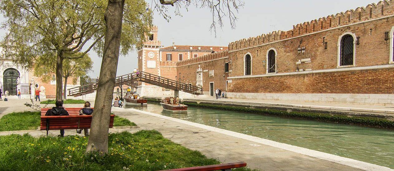 Auf den Spuren von Commissario Brunetti in Venedig