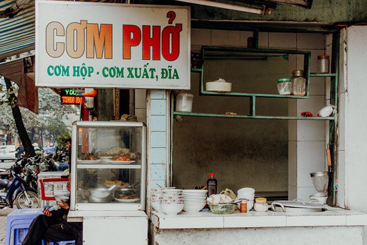 Essen in Hanoi – Die schönsten Restaurants und Cafés in Vietnams Hauptstadt