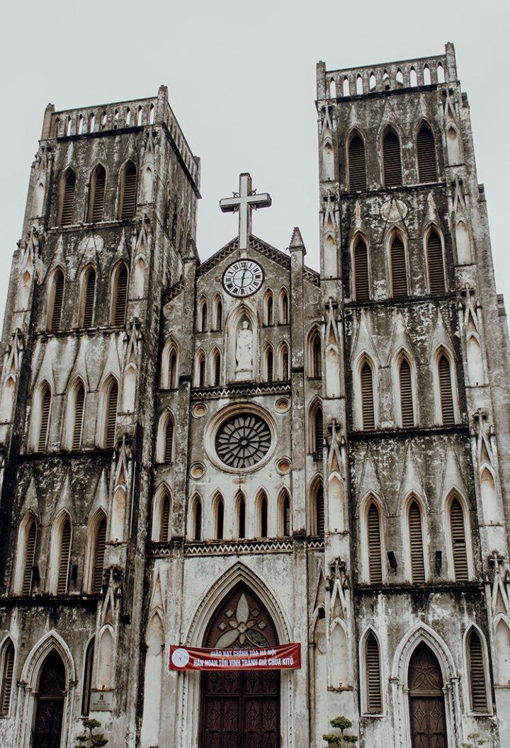 St. Joseph Kathedrale Hanoi Vietnam