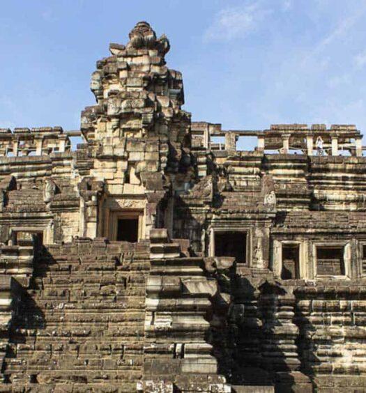 Siem Reap, Bayon - Angkor, Kambodscha