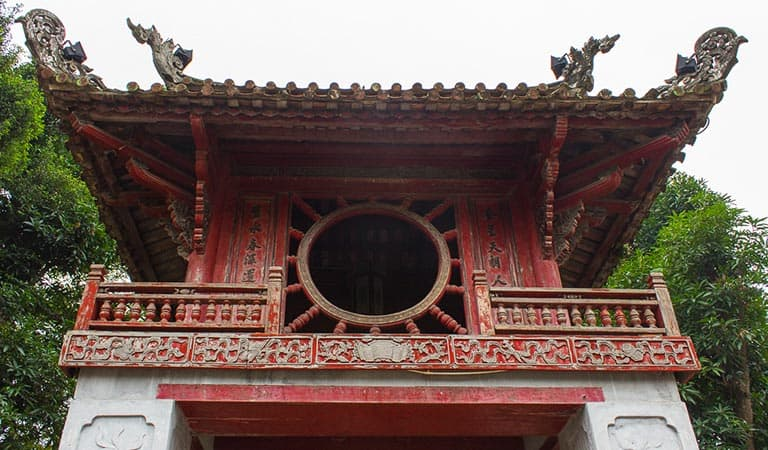 Jadeberg- Tempel
