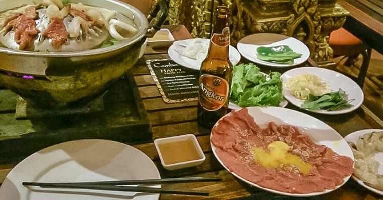 Khmer BBQ
