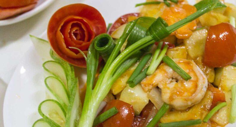 Thai Kochkurs auf Koh Samui