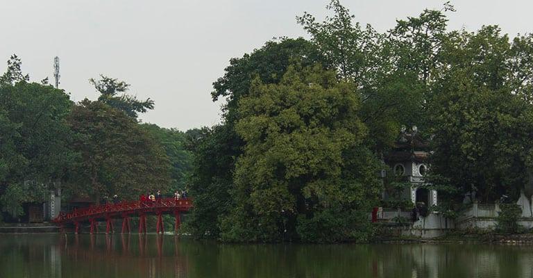 Hoan-Kiem-See