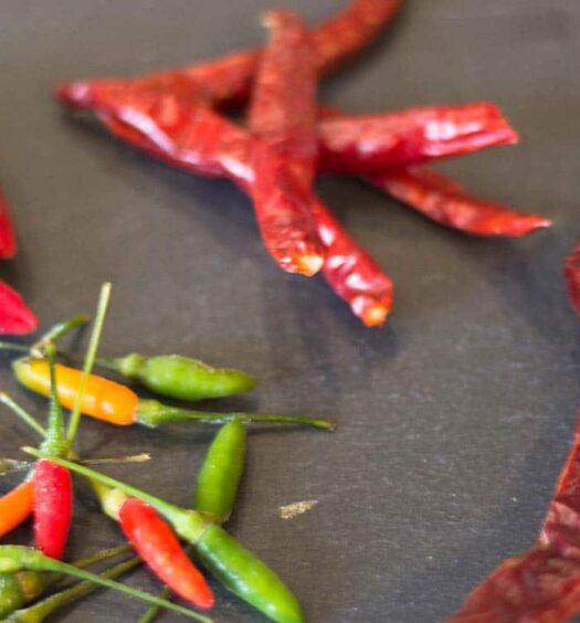 11 Grundzutaten der Thaiküche