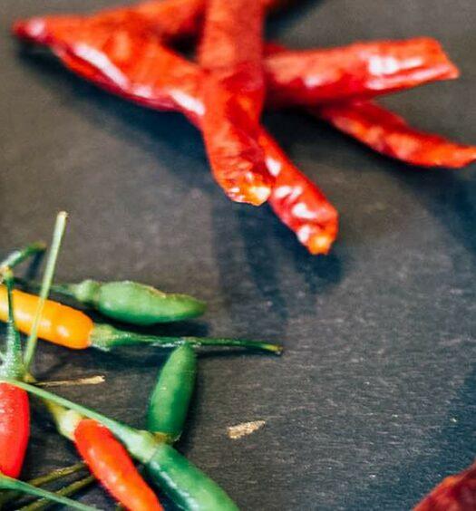 Die 11 Grundzutaten der Thai Küche