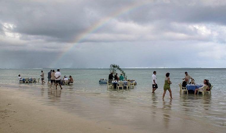 Motu Ea - Tahaa Atoll