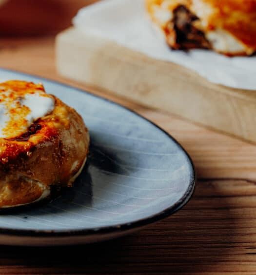 Börek mit Hackfleisch – Kıymalı Börek