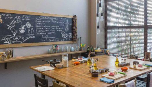 Wo kann man den besten Kochkurs in Istanbul machen?
