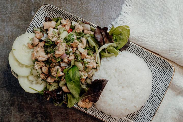 Laap – Das laotische Nationalgericht