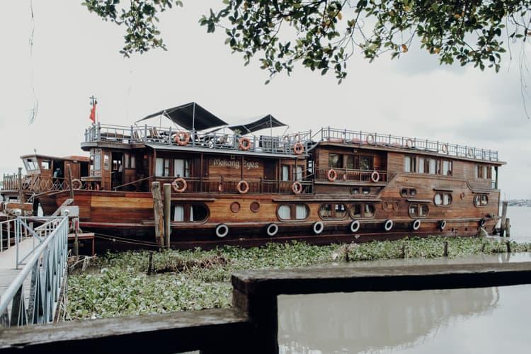 Ein Ausflug von Saigon ins Mekong Delta