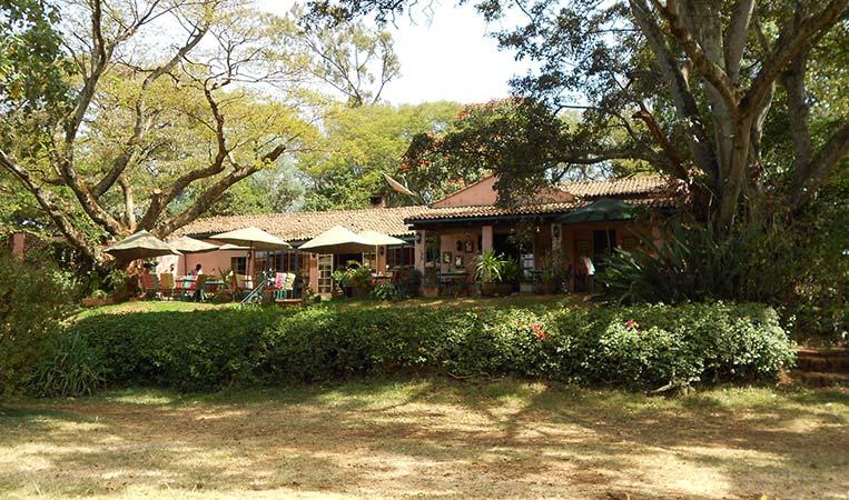 Restaurant Habesha Nairobi