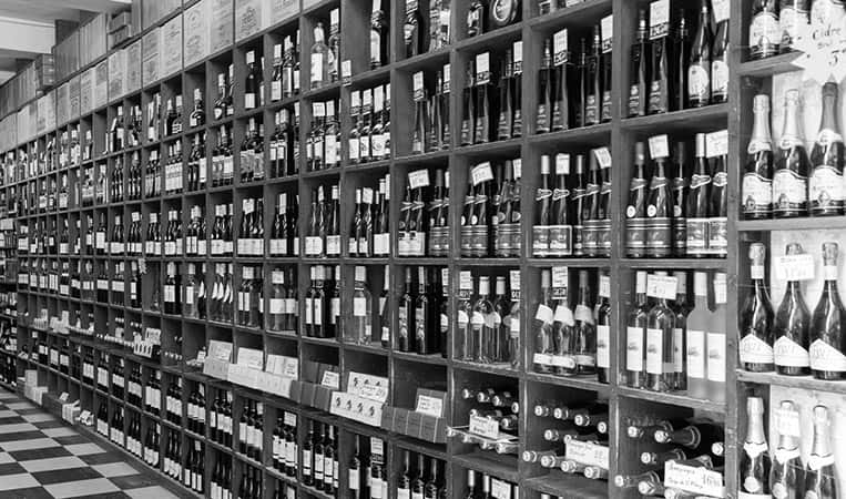 Wein, Wein und noch mal Wein