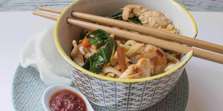 Mie Goreng | Rezept für indonesische Nudeln