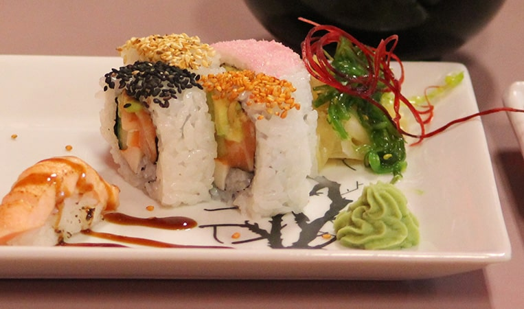 Sushi im Zaibatsu