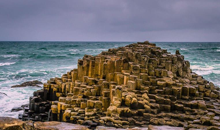 der Giant's Causeway