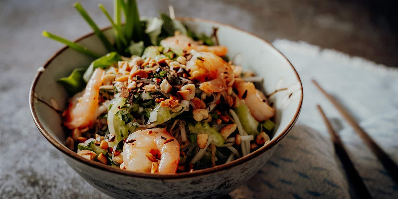 Die besten Rezepte aus Vietnam - cover
