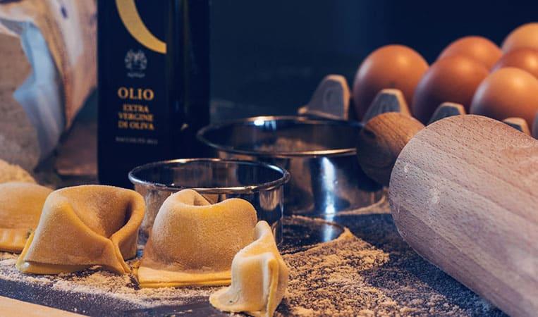 Die hohe Kunst der Pastaherstellung | Foto: Toscana Resort Castelfalfi