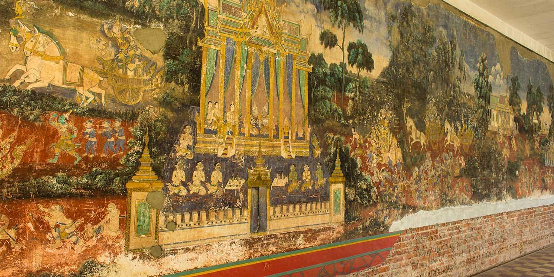 Phnom Penh: Freud und Leid nahe beieinander