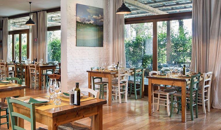 Restaurant Il Rosmarino | Foto: Toscana Resort Castelfalfi