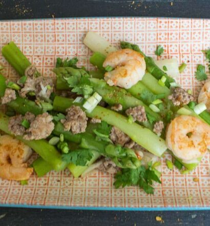 Thailändischer Salat