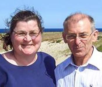 Monika und Peter