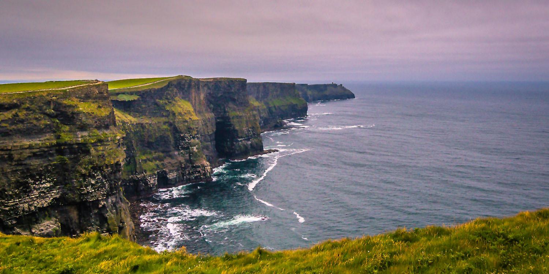 Irland Cliffs Of Moher Karte.Irlands Westkuste Roadtrip Auf Dem Wild Atlantic Way
