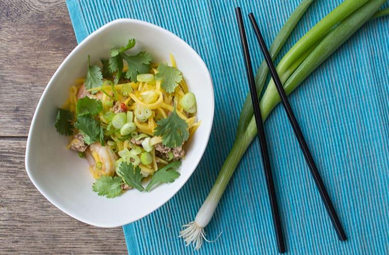 Yam Gung Salat