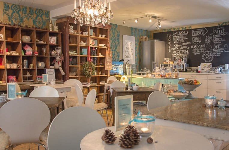 Das Cafe im Süden, Bad Tölz