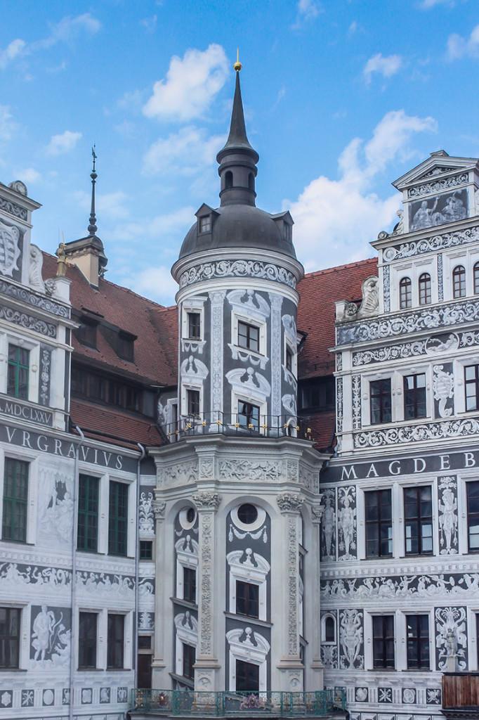 Das Residenzschloss