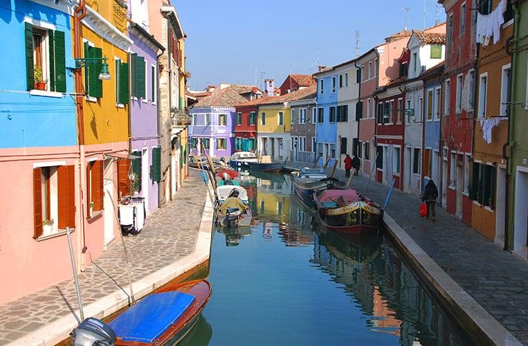 Murano, die Stadt der Glasbläser