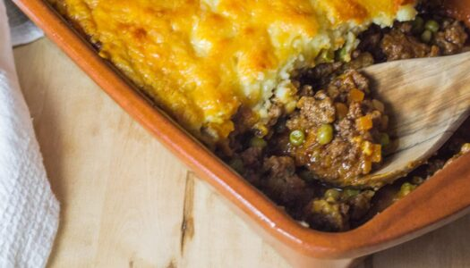 Irischer Shepherd's Pie