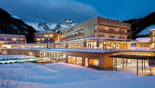 Snowboarden, Wellness und kulinarische Genüsse aus dem Salzburger Land