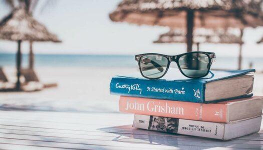Lesestoff für den Urlaub