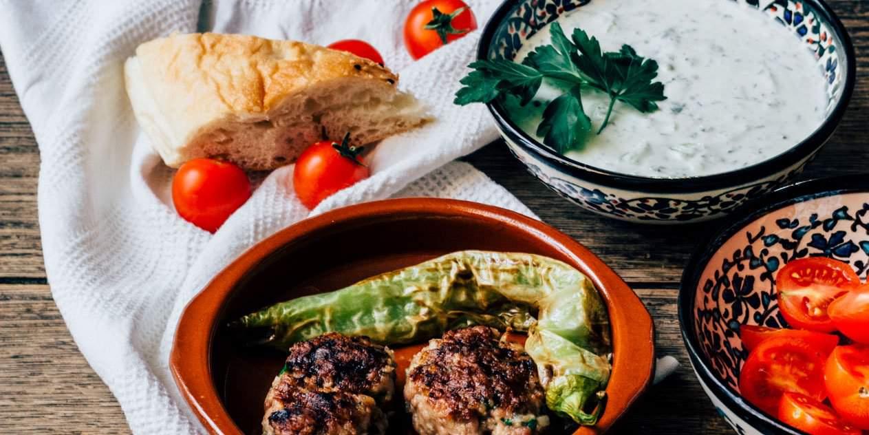Die besten Rezepte aus der Türkei - cover